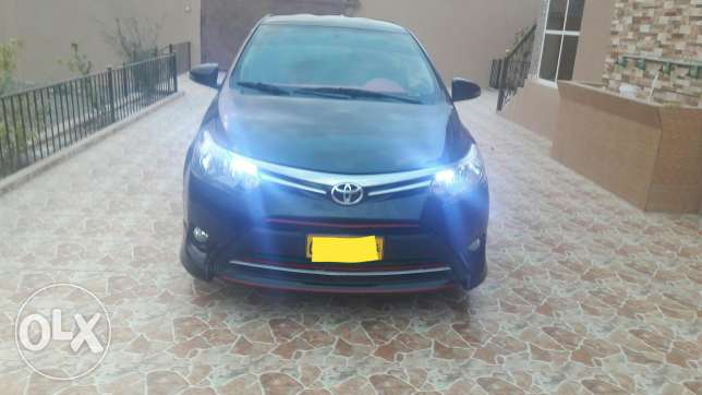 YARIS 2014 full option sport type for sell