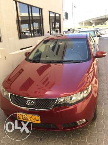 Kia Cerato 2011 model full options