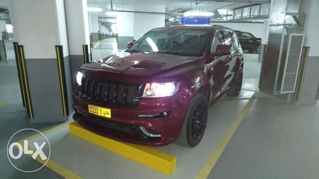 Urgent Sale Jeep Cherokee SRT 8 2012
