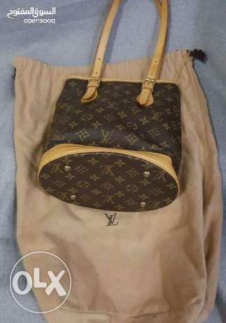 original louis vuitton bucket bag