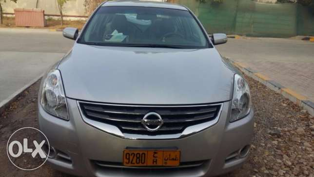 Expt. owned Altima for Sale مسقط -  1