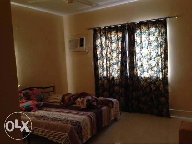 2 bedroom furnitied apartment in salalah