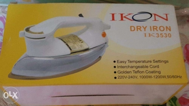 Ikon electrical iron مسقط -  1