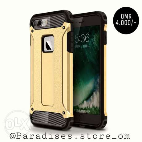 Shockproof for iphone 7 & 7+ مسقط -  3