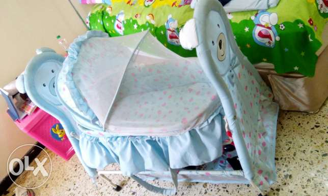 Baby items rarely used 15 for all مسقط -  3