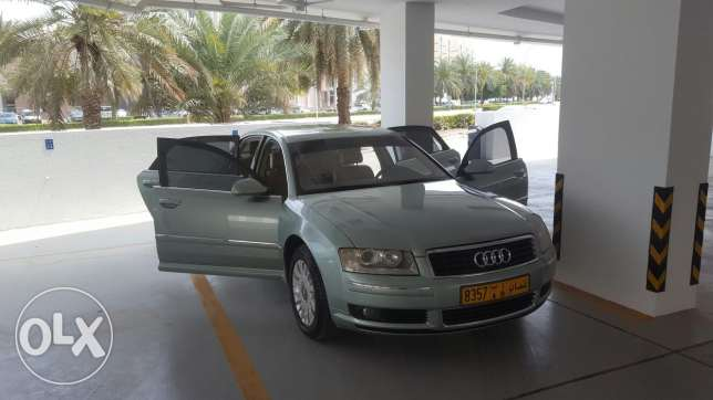 Audi A8 Urgent Sale (Leaving Country)
