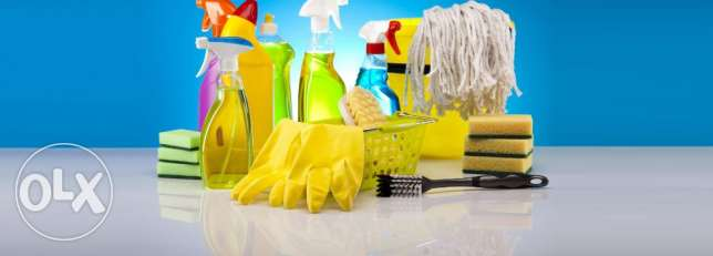 I can do Cleaning part time work for your House or Office مسقط -  1