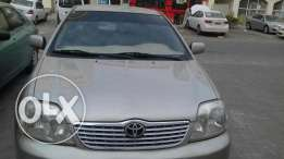 Toyota Corolla 1.8 Good condition No need for repairing Gare automati