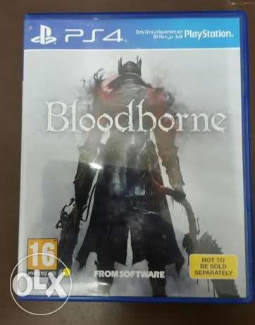 Bloodborn brand new for sale