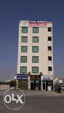 Shop for rent in al ansab backside of al-maha petrol Station