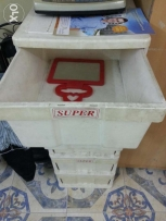 Dressing Table .. 3 door wardroab nd Dror super brand for sale