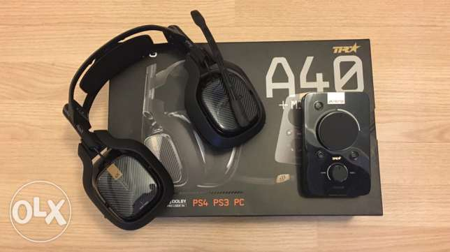 Astro a40 tournament ready with mix amp