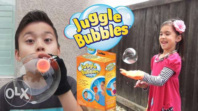 juggle bubble for kids