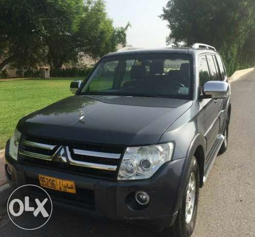 Indian project manager used pajero 3.0 L. V6 car for sale