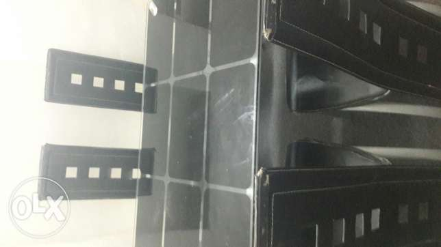 Table chair for sale good condition مسقط -  1