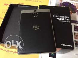 blackberry passport special silver edition 4g lte 32gb