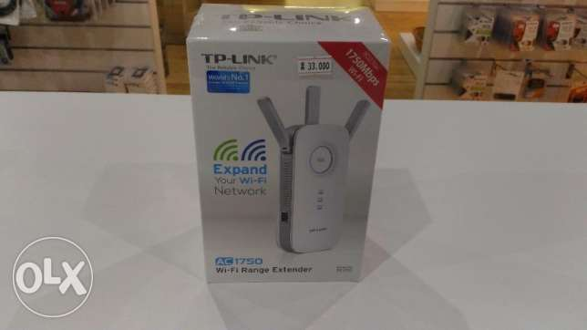 Networking TP_Link AC 1750 RE450 القرم -  1
