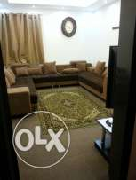 Fully furnished apartment monthly rent is located near aljumlah center