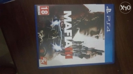 MAFIA 3 PS4. NEW GAME. Great Condition. ONLY 15 OMR. Text on whatsapp