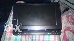 New untouch Panasonic dvd player and u can use this as car dvd player