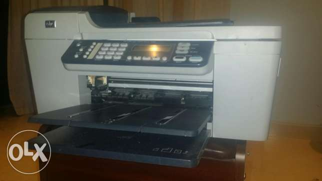 Fax scan copy printer HP 4 in 1officejet السيب -  1