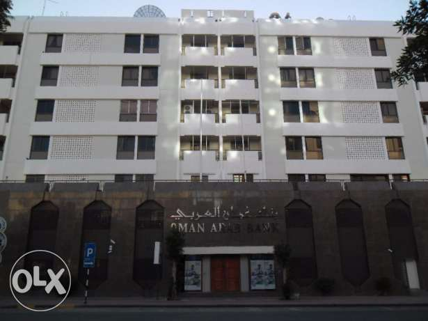 Offices for Rent in CBD Area, Banks Street – Oman Arab Bank Building مطرح -  3