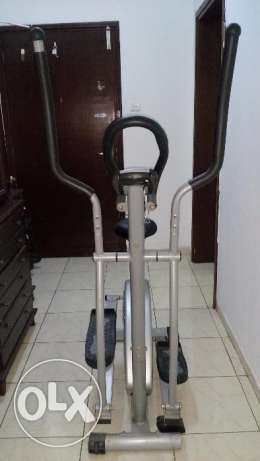 exercise cycle and tread mill