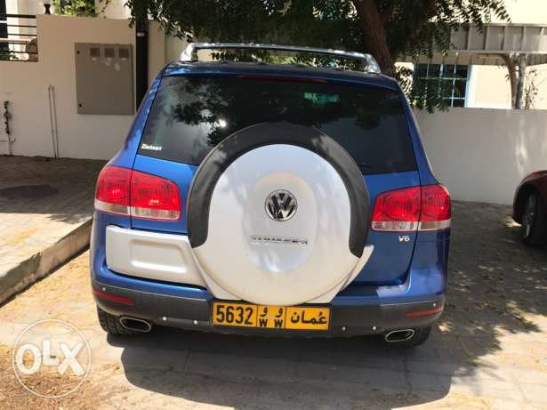 vw touareg special edition hydrAulic