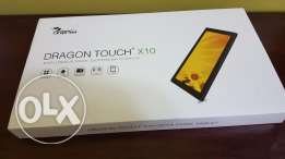 Dragon Touch X10 10-Inch with full USB and HDMI with Case
