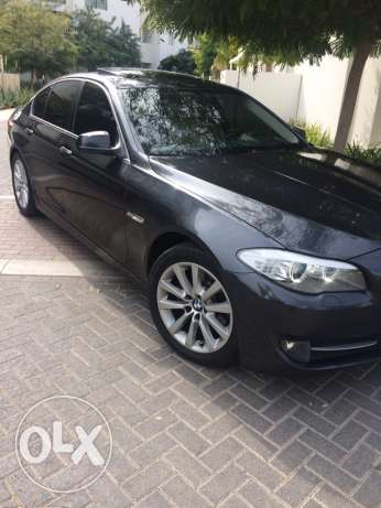 BMW 523i - 2011 full options in very good condition like new السيب -  7