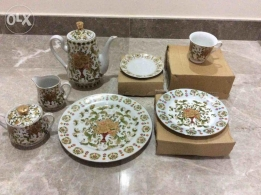 Cake set For 6 persons Not used new