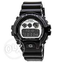 Black g shock watch