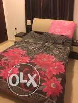 bed with mattress and 2 sides in excellent condition only for 90 ro