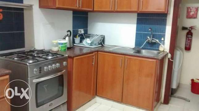 F.Room with sea facing balcony in N Azaiba available from1st March مسقط -  4