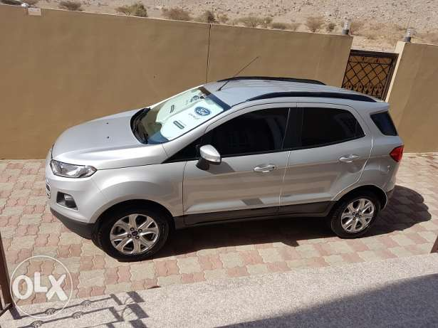 Almost Brand New FORD ECOSPORT (2015)