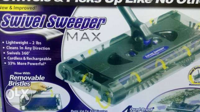 swevel sweeper