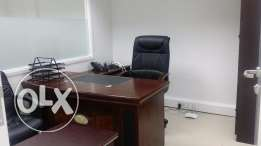 Rent Furnished Offices in Apex Business Center in Al Khuwaire