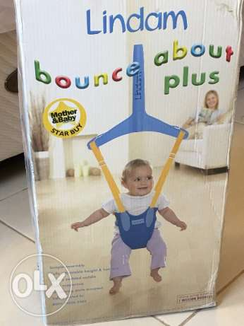 Lindam Bounce About Plus