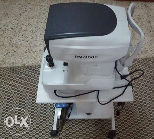 Medical equipment not used