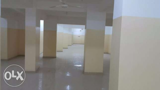 NEW Commercial Space 400SQM FOR RENT in Seeb Muscat near Shell pp55