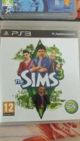 Ps3 game the Sims 3 للبيع فقط
