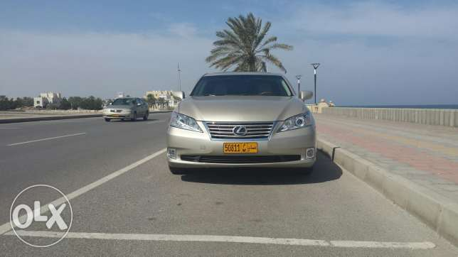 Lexus 2011 full automatic gold colour made in japan السيب -  1