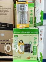 solar emergency lamp