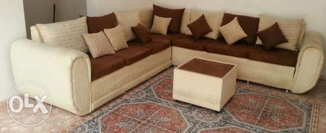 Sofa 7 seter for sale مسقط -  1