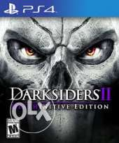 Darksiders 2 for PS4