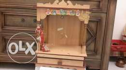 Small Pooja stand for sale
