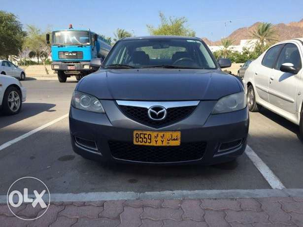 Mazda 3 2007 for sell in good condition