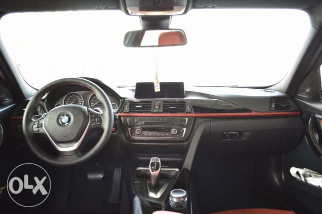 2015 BMW 328i (Sport Line) - Special order (the only one in Oman) بوشر -  4