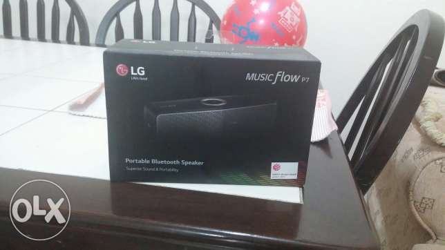 Lg wireless speaker p7 new sealed