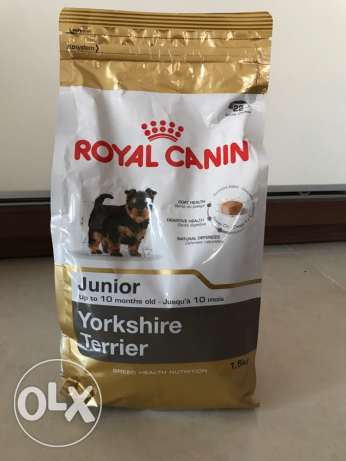 Yorkshire Terrier & Small Dog Food for sale at great price.